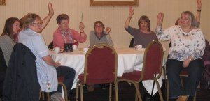 Members vote at Inverurie AGM Part 2