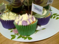 Social Work cupcakes