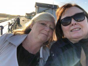 Susan Kennedy and Karen Davidson