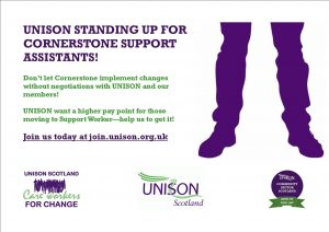 Cornerstone support workers