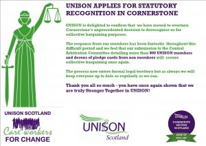 Cornerstone statutory recognition