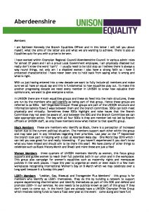 thumbnail of Equalities Newsletter Feb20