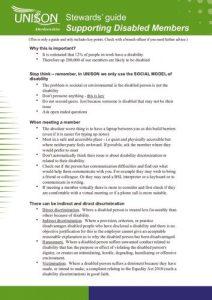 thumbnail of UNISON Aberdeenshire Council Stewards Checklist-1