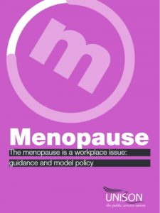 Please sign up for branch menopause training to commemorate Menopause Awareness Month